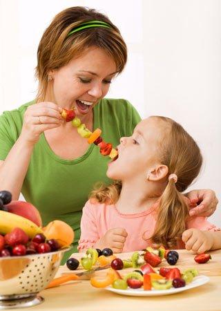 mum_healthy_food